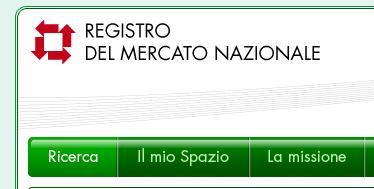Registro Mercato Nazionale