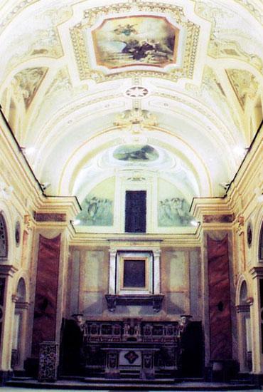 Chiesa del Convento di Santa Maria del Carmine