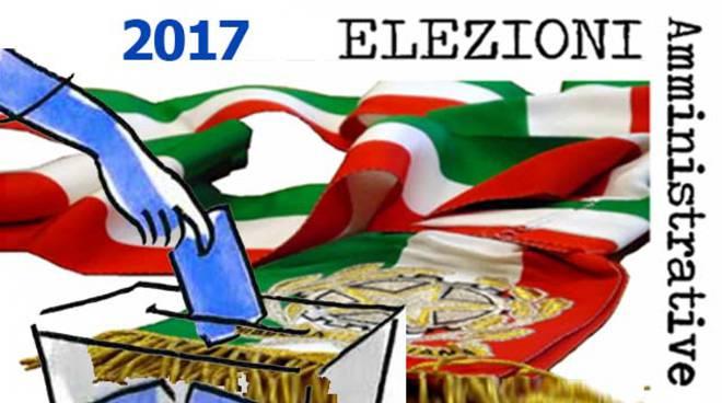 Elezioni Amministrative del 11 giugno 2017