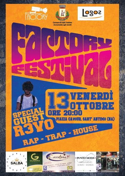Festival Musica ottobre 2017