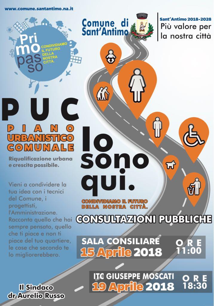 PUC Piano Urbanistico Comunale