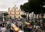 Piazza della Repubblica e Santuario