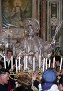 Statua del Santo Patrono